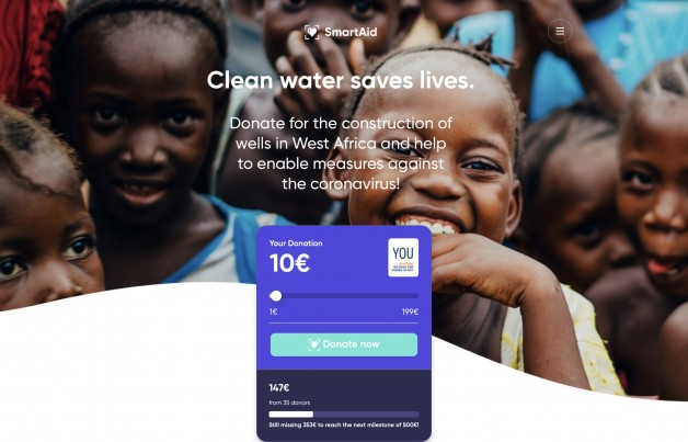 Wanted: Your Feedback On SmartAid – The Blockchain-Based Donations App