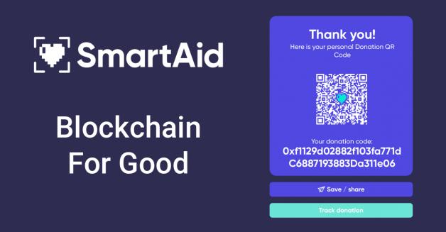 SmartAid – Blockchain for Good