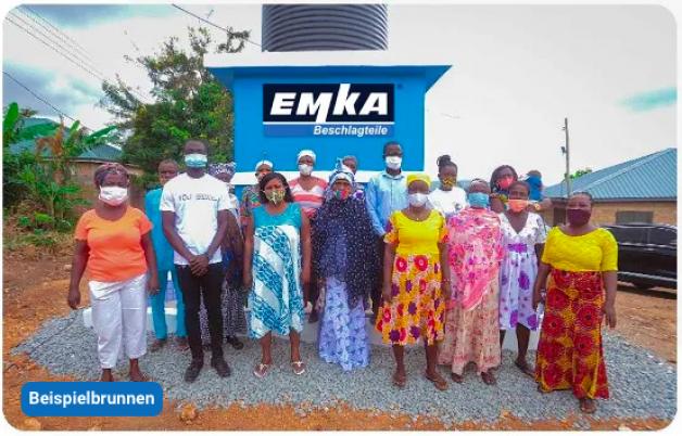 Spendenplattform SmartAid gewinnt EMKA-Gruppe als Sponsor