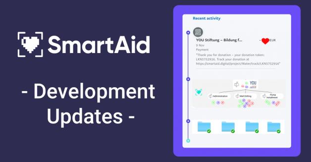 SmartAid – Development Updates