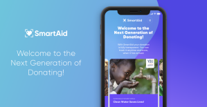 SmartAid Evolving Into A Platform For Traceable Donations