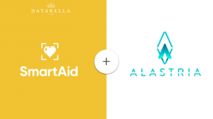 SmartAid & Datarella Become Part of the Alastria Network