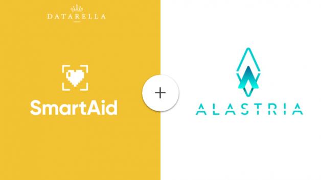 SmartAid & Datarella Become Part of the Alastria Network